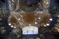 Hagia Sophia - The Ceiling